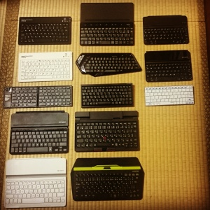 Mobile Bluetoothキーボード
